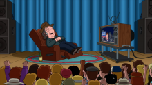 Neil Young on Family Guy