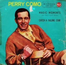 Perry Como Catch A Falling Star