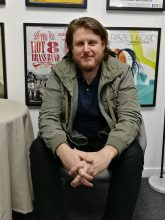 Andy Irvine of GYROstream