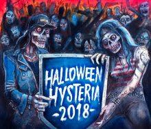 Halloween Hysteria 2018