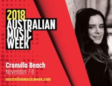Australian Music Week 2018