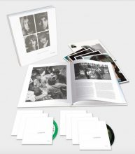 The Beatles The White Album box