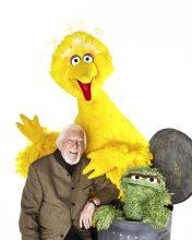 Caroll Spinney Big Bird Oscar Sesame Street