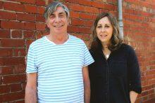 Ian James and Linda Bosidis