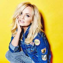 Emma Bunton of the Spice Girls