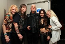 Lez Zeppelin with Jimmy Page