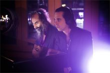 Nick Cave and Warren Ellis photo by Kerry Brown