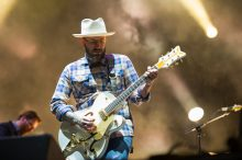 Dallas Green of City and Colour photo by Ros O'Gorman