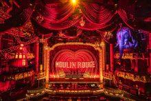 Moulin Rouge! Boston Set Shot, photo by Matthew Murphy