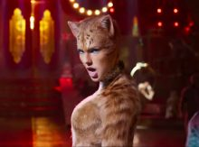 Taylor Swift as Bomalurina in Cats