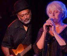 Dion Hirini and Debra Byrne