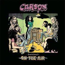 Carson On The Air