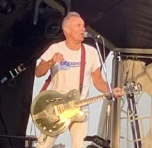 James Reyne at Red Hot Summer Bendigo 2020 photo Noise11