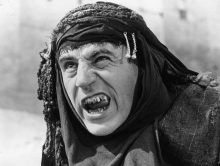 Terry Jones as Brian's mother in The Life of Brian