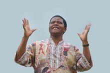 Joseph Shabalala of Ladysmith Black Mambazo
