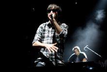 Linkin Park photo by Ros O'Gorman