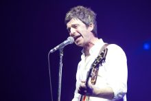 Noel Gallagher photo by Ros O'Gorman