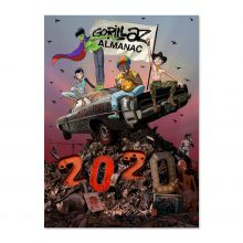 Gorillaz Almanac 2020