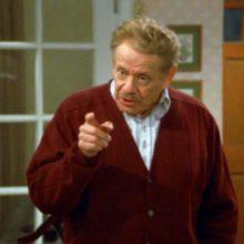 Jerry Stiller as Frank Costanza