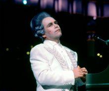 Elton John with MSO 1986