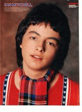 Ian Mitchell of Bay City Rollers