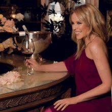 Kylie Minogue wine