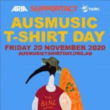 AusMusic TShirt Day