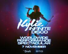 Kylie Infinite Disco live stream