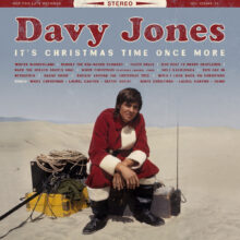Davy Jones Its Christmas Time Once More