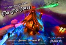 Goo Goo Dolls Its Christmas All Over