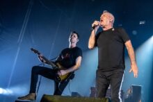 Jimmy Barnes at Sounds Better Together concert photo by David Harris