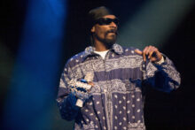 Snoop Dogg photo by Ros OGorman