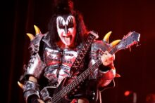 Gene Simmons of KISS Photo by Ros O'Gorman