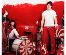White Stripes White Blood Cells XX