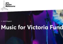 Music for Victoria Fund