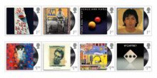 Paul McCartney stamps