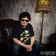Richard Clapton at Bakehouse photo by Ros O'Gorman