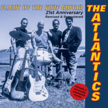 The Atlantics Flight of the Surf Guitar