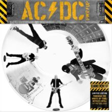 AC/DC Record Store Day 2021 release