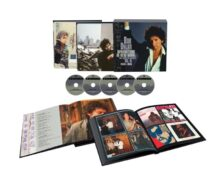 Bob Dylan Springtime in New York: The Bootleg Series, Vol. 16 (1980-1985)