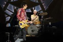 The Rolling Stones, Ros O'Gorman photographer, Rod Laver Arena