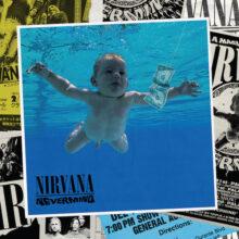 Nirvana Nevermind 30th anniversary edition