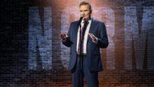 Norm Macdonald photo from Netflix